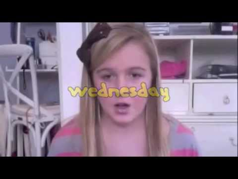Six video girls