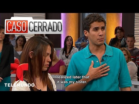 Xxx Mp4 Caso Cerrado Brother And Sister Are Forced To Have Sex Part 2 The Best Of Caso Cerrado 3gp Sex
