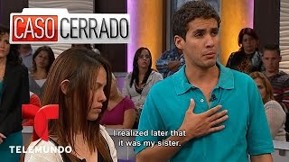 Caso Cerrado | Brother and sister are forced to have sex (Part 2), The best of Caso Cerrado |