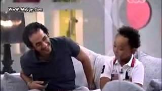 """حلقة """"عمر أحمد فهمي"""" من برنامج شوية عيال الحلقة 23 جزء 2"""