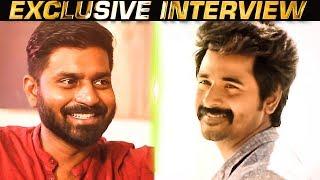 Will MA KA PA Accept a film with Sivakarthikeyan?? | Ma Ka Pa Anand opens up | US 131
