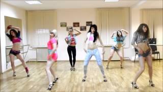 Sean Paul - Hey Baby / High Heels Dance