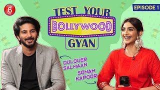 How Well Do Dulquer Salmaan & Sonam Kapoor Know Each Other? Test Your Bollywood Gyan