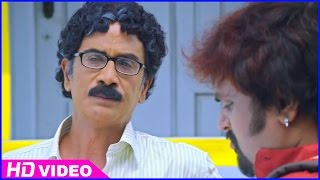Azhagiya Pandipuram Tamil Movie - Manobala disowns his nephew | Manobala Comedy