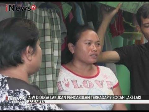 Keluarga Pelaku Pencabulan 9 Bocah Laki - laki Merasa Tak Percaya - iNews Malam 23/08