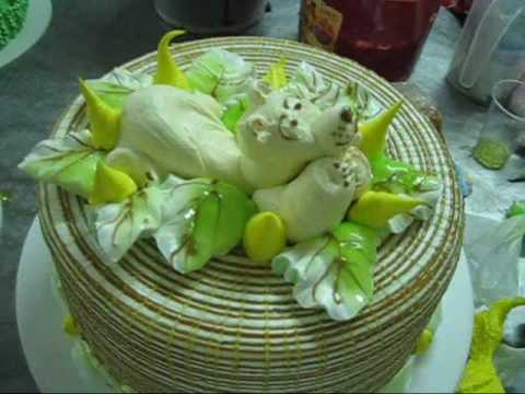 decoracion de tortas elvis
