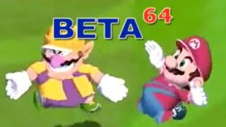 Beta64 - Super Mario Strikers