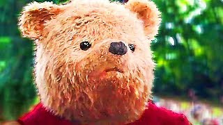 WINNE THE POOH Trailer (2018) Animation, Kids & Family Disney Movie HD