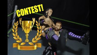 WWE Stop Motion Contest! (December 2017) BLUE THUNDER BOMB