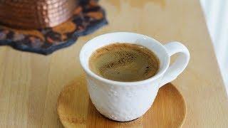 طرز تهیه قهوه ترک سنتی و ۴ نکته مهم که باید بدونید