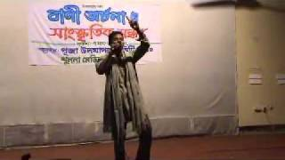 kmc funny stage show''OI DHEKHA JAY TAL GASS''by k 19 batch by masum