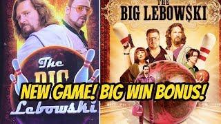 NEW GAME-BIG WIN! THE BIG LEBOWSKI