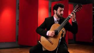 Andrew Angelle: Roland Dyens - Valse des Loges