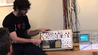 Make Noise Modular Synthesis Workshop, Pt 1