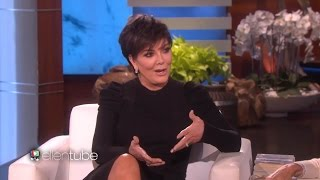 Kris Jenner Opens Up About Daughter Kim