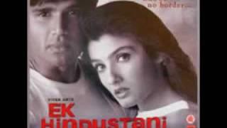 Ek Hindustani - Aap Mujhe Achay Lagne Lagi