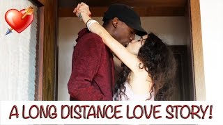 Meeting My Girlfriend For FIRST TIME! | Long Distance Relationship - US to GERMANY!