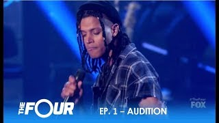 Chris Vanny: Puerto Rican Artist Goes For DJ KHALED Song and...  | S2E1 | The Four