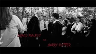 Harry Potter and Draco Malfoy//Drarry -  Hurts Like Hell