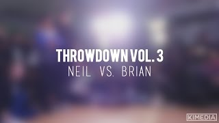 Jr. Break Finals - Neil vs. Brian | Throwdown Vol. 3