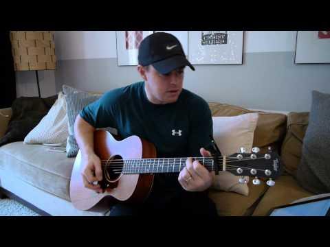 """Stay"" Beginner Guitar Lesson - (Florida Georgia Line)"