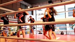 Kick boxing Belt Exams ~ July 2014