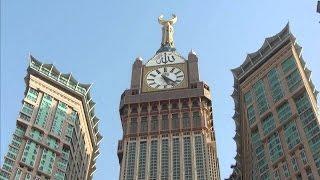 سر مفاجئ تم كشفه عن برج الساعة في مكة المكرمة!