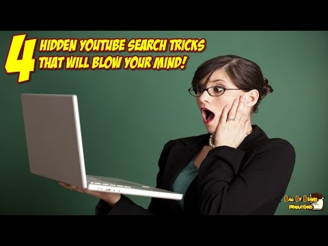 Four Hidden YouTube Search Tricks That Will Blow Your Mind!