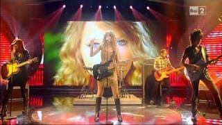 Taylor Swift - Mine - Live@XFactor 4 Italy