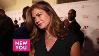 Kathy Ireland tells New You how to stay fit and keep your skin looking young like a supermodel