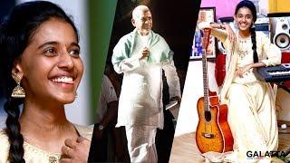 #SuperSinger Priyanka's Dream to Work with #Ilaiyaraja | A Galatta Interview