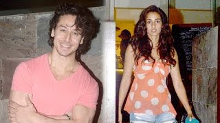 Tiger Shroff and His Girl Friend 'Disha Patani' Out For A Dinner Date!! | New Bollywood Movies News