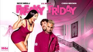 Nicki Minaj, Lil Dicky, Chris Brown - Freaky Friday [MASHUP]