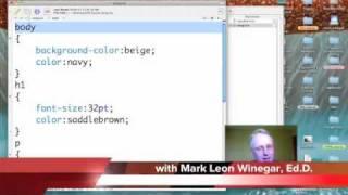 CSS: Id selector