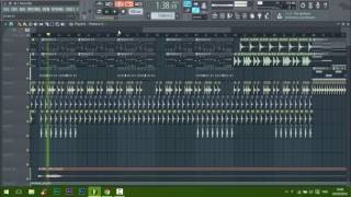The Chainsmokers - Roses ft. ROZES (FL Studio Best Remake) + FLP