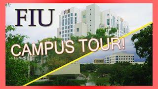 IN DEPTH FIU Campus Tour 2019