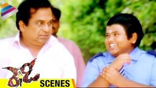 Brahmanandam Troubling by Master Bharath | Ready Telugu Full Movie Comedy Scenes | Telugu Filmnagar