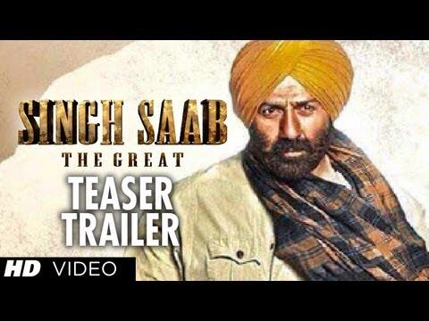Xxx Mp4 Singh Saab The Great Trailer Teaser Sunny Deol Latest Bollywood Movie 2013 3gp Sex