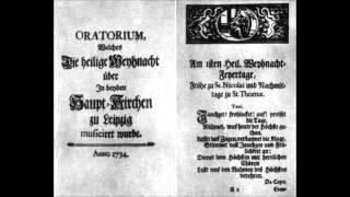 Weihnachtsoratorium / J.S.Bach - 24 - Herrscher des Himmels (Chor) - 3. Teil
