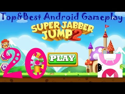 Super Jabber Jump 2 Android Gameplay World 20