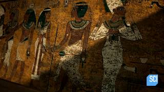 Get An Exclusive Tour Of King Tut
