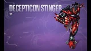 Transformers A.o.E. all Stinger scenes