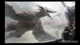 The Evolution Of Rodan (1956 - 2004)