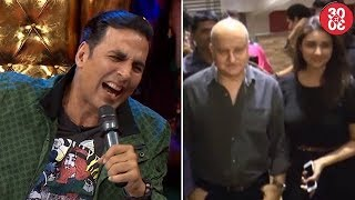 Shreyas, Sajid To Replace Mentors For Akshay's Show | Anupam Honored Being Appointed As FTII Chief