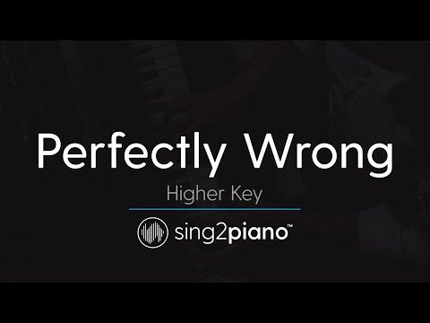 Xxx Mp4 Perfectly Wrong Higher Key Piano Karaoke Instrumental Shawn Mendes 3gp Sex