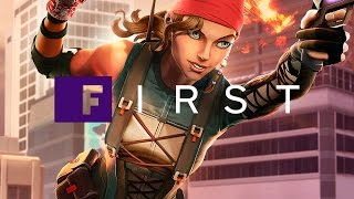Agents of Mayhem Official Cinematic Announcement Trailer