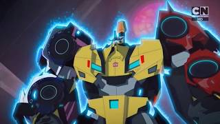 "Transformers: Robots in Disguise - Combiner Force S3E26 ""Freedom Fighters"" (Part 2/4)"