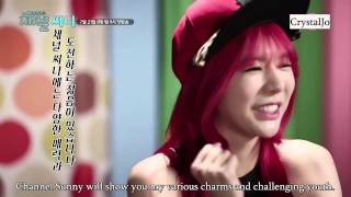 [Engsub] 150717 Channel SNSD – Sunny