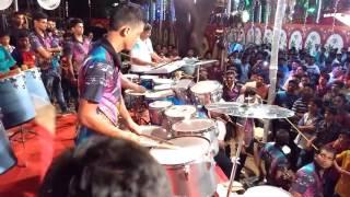 Lalbaug Beats playing zingat song at malad....