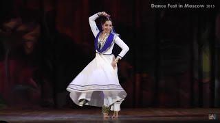 Indian Classical & Flamenco Fusion | Indialucia | Svetlana Tulasi